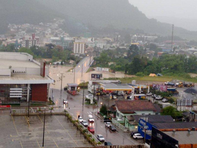 Fotos enchente rio do sul hoje 96
